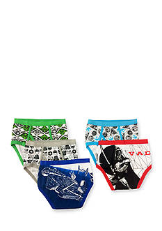 Handcraft 5-Pack Star Wars™ Underwear Boys 4-7