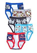 Handcraft Angry Birds Star Wars 5-pack Briefs Toddler Boys