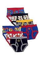 Handcraft 7 Pk Super Friends Underwear Toddler