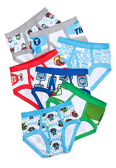 Handcraft 7 Pk Thomas and Friends Underwear Boys 4-7