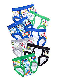 Handcraft 7 Pack Junior Brief Toddler Boys