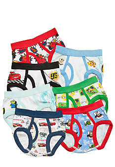 Handcraft 7 Pk Pixar Character Briefs Toddler