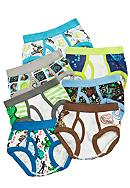 Handcraft 7 Pk Toy Story Underwear Toddler Boys