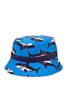 Carter's Shark Print Hat Toddler Boys - Online Only