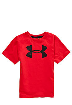 Under Armour Big Logo Tee Boys 4-7