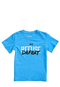 Under Armour Refuse Defeat Tee Boys 4-7