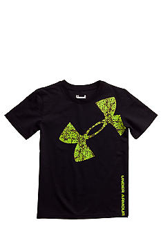 Under Armour Power Up Tee Boys 4-7