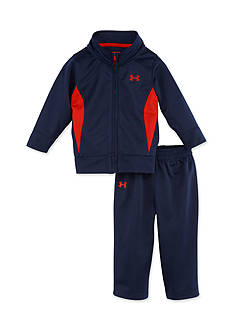 Under Armour® Long Sleeve Tricot Set Boys 4-7