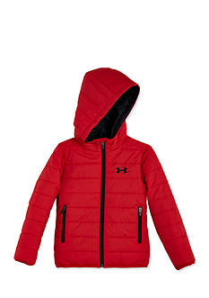 Under Armour® Hooded Puffer Jacket Boys 4-7