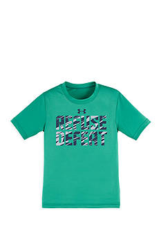 Under Armour Short Sleeve Refuse Defeat Tee Boys 4-7