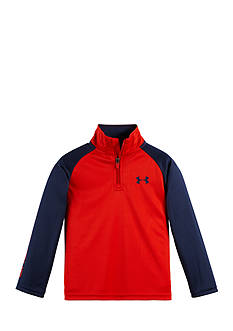 Under Armour 1/4 Zip Raglan Pullover Boys 4-7