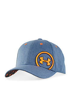 Under Armour Micro Camo Blitzing Cap Boys 4-7