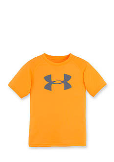 Under Armour Solid Big Logo Tee Boys 4-7