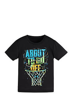Under Armour 'About To Go Off' Tee Boys 4-7