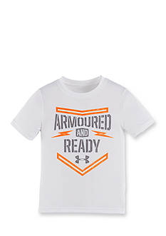 Under Armour 'Armoured N Ready' Tee Boys 4-7