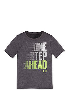 Under Armour One Step Ahead Tee Boys 4-7