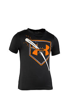 Under Armour Breaking Bat Tee Boys 4-7