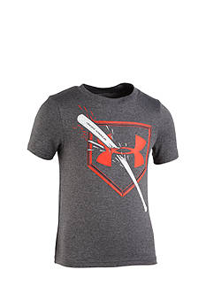 Under Armour 'Breaking Bat' Tee Boys 4-7