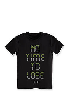 Under Armour No Time To Lose Tee Boys 4-7