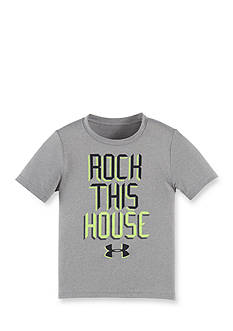 Under Armour Rock This House Tee Boys 4-7