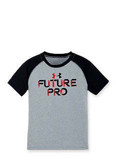 Under Armour Short Sleeve 'Future Pro' Printed Tee Boys 4-7