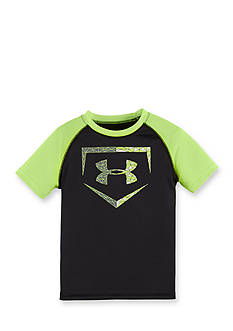 Under Armour Geo Home Base Tee Boys 4-7