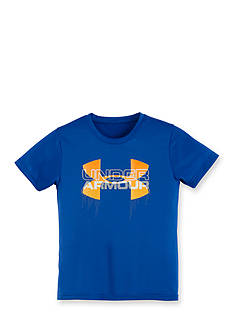 Under Armour Big Logo Iteration Tee Boys 4-7
