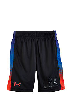 Under Armour Country Pride Eliminator Shorts Boys 4-7