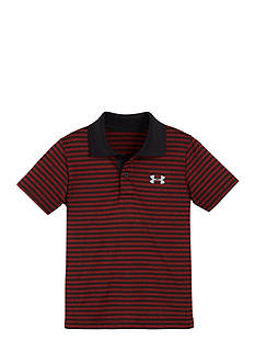 Under Armour Stripe Polo Shirt