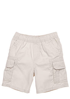 J Khaki™ Pull On Cargo Short Boys 4-7