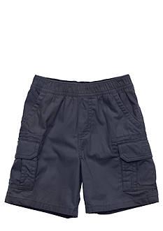 J Khaki™ Pull On Cargo Short Boys 4-7