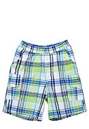 J Khaki™ Plaid Cargo Shorts Boys 4-7
