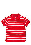J Khaki™ Striped Polo Boys 4-7