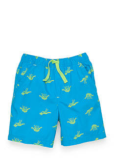 J Khaki™ Print Shorts Boys 4-7
