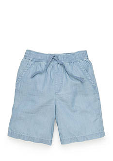 J Khaki™ Chambray Shorts Boys 4-7
