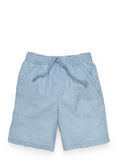J Khaki™ Chambray Shorts Boys 4-7