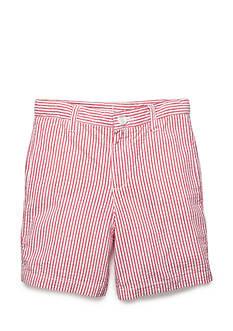 J Khaki™ Seersucker Shorts Boys 4-7