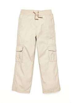 J Khaki™ Pull-On Cargo Pants Boys 4-7