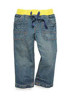 J Khaki™ Denim Drawstring Pants Boys 4-7