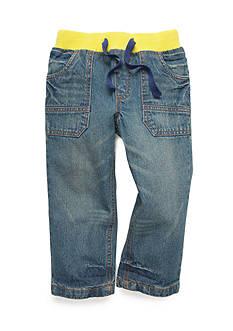 J Khaki™ Denim Drawstring Pants Boys 4-7