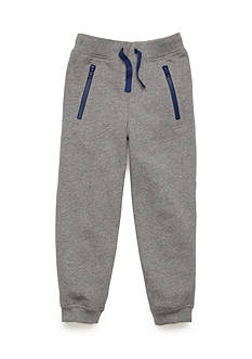 J. Khaki Knit Jogger Pants Boys 4-7
