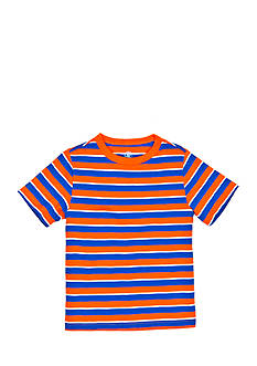 J Khaki™ Short Sleeve Stripe Slub Tee Boys 4-7