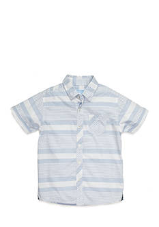 J Khaki™ Stripe Chambray Shirt Boys 4-7