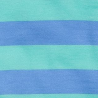 Youth Polo Shirts: Aqua/Blue J Khaki™ Short Sleeve Stripe Jersey Polo Boys 4-7