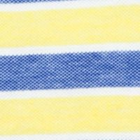 Baby & Kids: J Khaki™ Boys: Blue/Yellow J Khaki™ Stripe Oxford Polo Shirt Boys 4-7