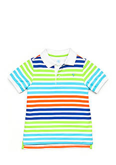 J Khaki™ Stripe Polo Shirt Boys 4-7