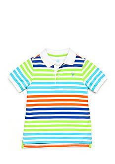 J Khaki™ Stripe Polo Shirt Boys 4-7