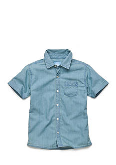 J Khaki™ Woven Shirt Boys 4-7
