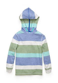 J. Khaki Jersey Pullover Hoodie Boys 4-7