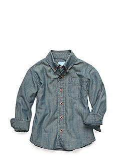 J Khaki™ Chambray Shirt Boys 4-7